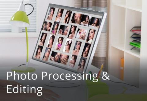 Photo Processing & Editing