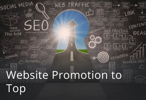 Website Promotion to Top