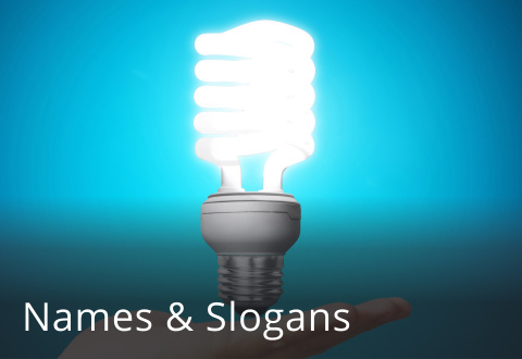 Names & Slogans