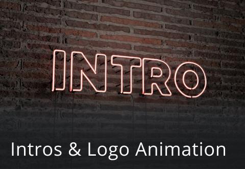 Intros & Logo Animation