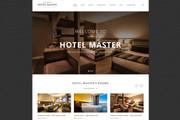 Тема Hotel Booking для WordPress на русском с обновлениями и плагинами 10 - kwork.ru