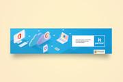 Разработаю дизайн баннера для сайта 80 - kwork.ru