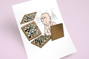 Нарисую для Вас иллюстрации в жанре карикатуры 437 - kwork.ru
