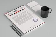 Создам фирменный стиль бланка 210 - kwork.ru