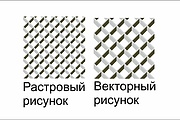 Отрисую  рисунок в вектор 16 - kwork.ru