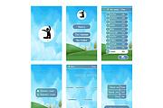 Качественный мобильный дизайн приложения 15 - kwork.ru