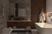Фотореалистичная 3D визуализация интерьера 133 - kwork.ru