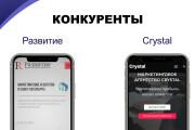 Сделаю презентацию, дизайн презентации 6 - kwork.ru
