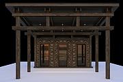 Сделаю 3d модель кованных лестниц, оград, перил, решеток, навесов 45 - kwork.ru