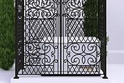 Сделаю 3d модель кованных лестниц, оград, перил, решеток, навесов 40 - kwork.ru