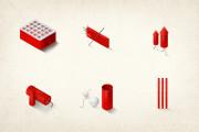 Нарисую эксклюзивную растровую иконку для вашего сайта 53 - kwork.ru