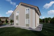 Фотореалистичная 3D визуализация экстерьера Вашего дома 329 - kwork.ru