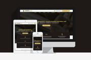 Создам сайт на WordPress с уникальным дизайном, не копия 51 - kwork.ru