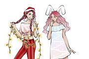 Fashion иллюстрация 8 - kwork.ru