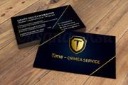 Разработаю дизайн оригинальной визитки. Исходник бесплатно 53 - kwork.ru