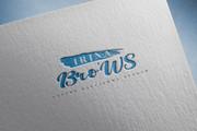 Создам современный логотип 141 - kwork.ru