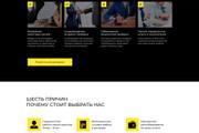 Создам продающий Landing Page под ключ 34 - kwork.ru
