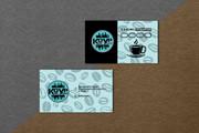 Дизайн визитки 56 - kwork.ru