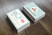 Дизайн визитки 71 - kwork.ru