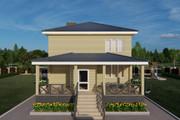 Фотореалистичная 3D визуализация экстерьера Вашего дома 275 - kwork.ru