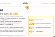 Качественная копия лендинга с установкой панели редактора 118 - kwork.ru