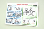Нарисую для Вас иллюстрации в жанре карикатуры 394 - kwork.ru