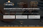 Скопирую Landing Page, Одностраничный сайт 202 - kwork.ru