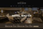 Тема Hotel Booking для WordPress на русском с обновлениями и плагинами 12 - kwork.ru