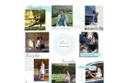 Оформление профиля Инстаграм. Уникальный дизайн в Instagram 37 - kwork.ru