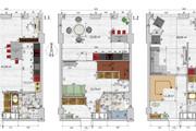 Интересные планировки квартир 124 - kwork.ru