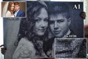 Сделаю портрет-мозаику из ваших фото 5 - kwork.ru