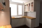 Визуализация мебели, предметная, в интерьере 135 - kwork.ru