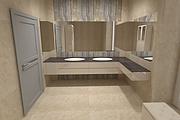 Визуализация мебели, предметная, в интерьере 130 - kwork.ru