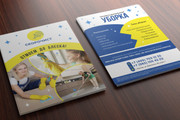 Дизайн флаера, листовки 78 - kwork.ru