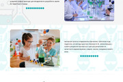Создание красивого адаптивного лендинга на Вордпресс 142 - kwork.ru