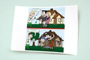 Нарисую для Вас иллюстрации в жанре карикатуры 438 - kwork.ru