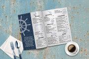 Дизайн меню для кафе и ресторана 47 - kwork.ru