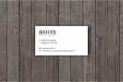 3 варианта дизайна визитки 144 - kwork.ru