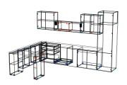 Конструкторская документация для изготовления мебели 275 - kwork.ru
