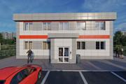 Фотореалистичная 3D визуализация экстерьера Вашего дома 279 - kwork.ru