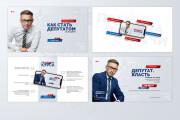Оформление презентации товара, работы, услуги 109 - kwork.ru