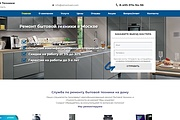Скопирую Landing Page, Одностраничный сайт 176 - kwork.ru