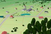 Выполню трехмерную модель местности 18 - kwork.ru
