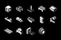 Создание иконок для сайта, приложения 128 - kwork.ru