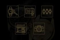 Создание иконок для сайта, приложения 118 - kwork.ru