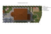 Проект ландшафтного дизайна участка 36 - kwork.ru