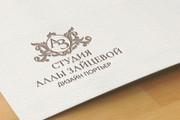 Логотип для вас и вашего бизнеса 102 - kwork.ru