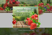Баннеры для сайта 11 - kwork.ru