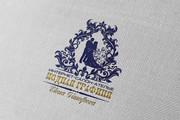 Разработаю винтажный логотип 121 - kwork.ru
