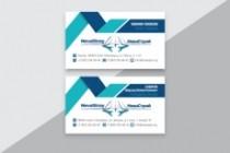 Разработаю макет визитки 109 - kwork.ru